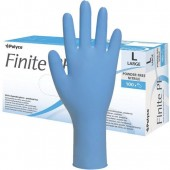 Pirštinės vienkartinės nitrilinės  (100vnt)  M  L  XL
